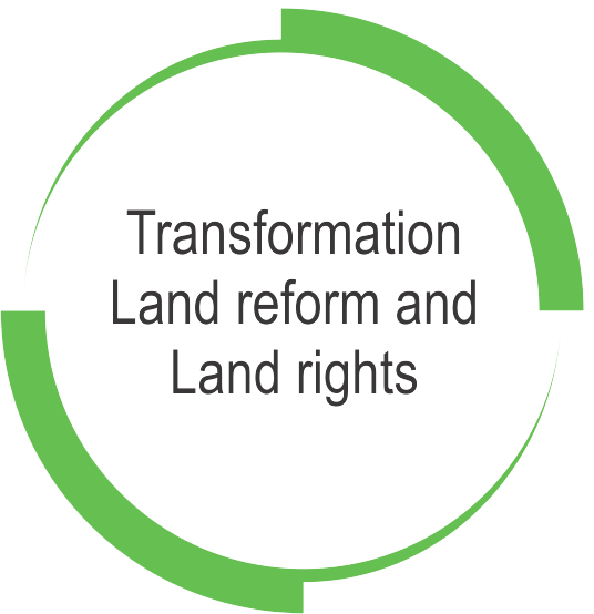 Transformation, land reform and property rights
